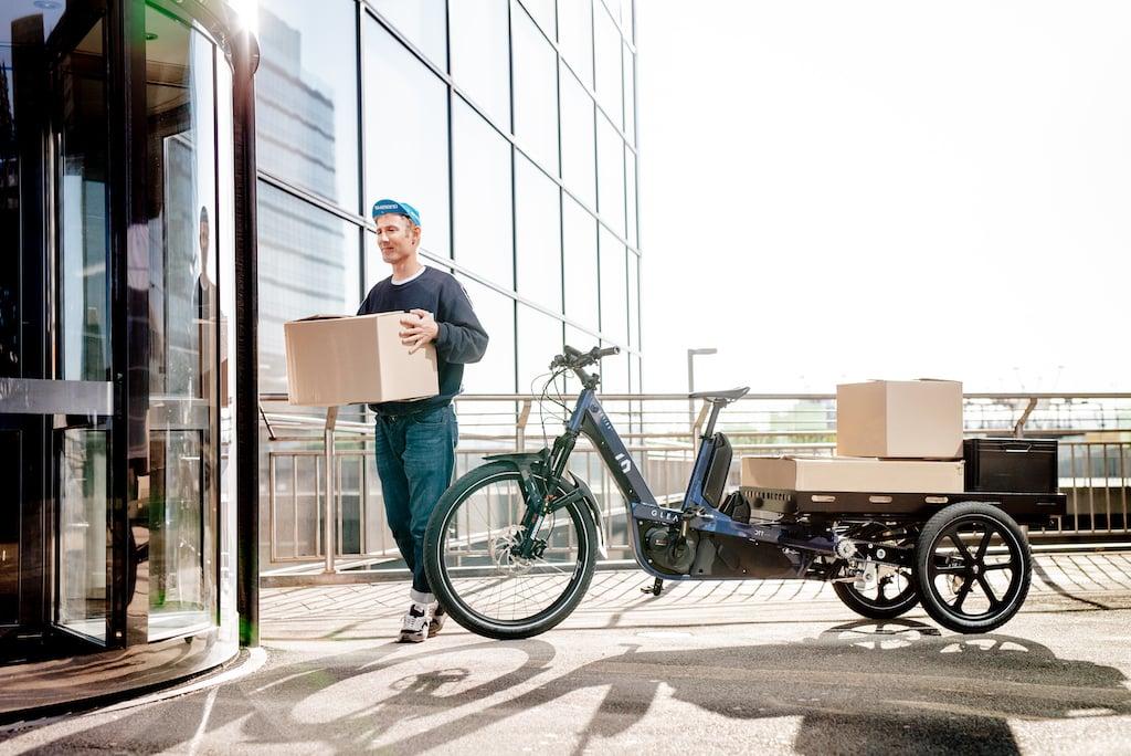 GLEAM Cargo eBIke use case delivery small